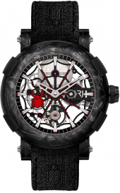 Romain Jerome ARRAW Spider-Man Carbon 45 mm 1C45S.BBBR.1023.PR.SPM19