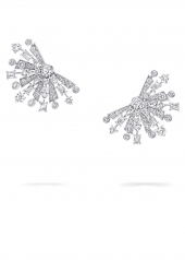 Серьги Graff Solar Diamond Small Stud Earrings RGE 1513
