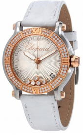 Chopard Happy Sport Diamonds 36 mm