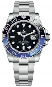 Rolex GMT-Master II 40 mm 116710 Batman