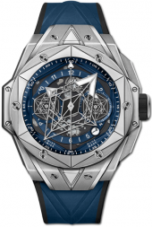Hublot Big Bang Sang Bleu II Titanium Blue 45 mm 418.NX.5107.RX.MXM20