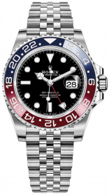 Rolex GMT-Master II 40 mm 126710 Steel Pepsi