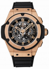 Hublot King Power Unico King Gold 48 mm 701.OX.0180.RX