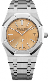 "Audemars Piguet Royal Oak ""Jumbo"" Extra-Thin 39 mm 15202BC.OO.1240BC.01"