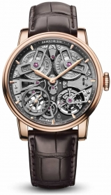 Arnold & Son Royal Collection Tourbillon Chronometer No.36 Tribute Edition