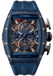 Cvstos Sealiner Regata Automatic Blue