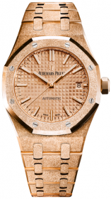 Audemars Piguet Royal Oak Frosted Gold 37 mm 15454OR.GG.1259OR.03