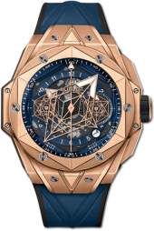 Hublot Big Bang Sang Bleu II King Gold Blue 45 mm 418.OX.5108.RX.MXM20