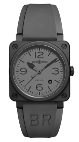 Bell & Ross Instruments BR 03-92 Commando 42 mm BR0392-COMMANDO-CE
