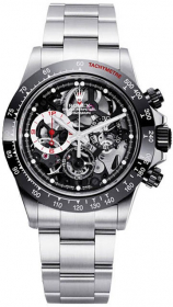 "Rolex Daytona Cosmograph 40 mm ""La Barrichello"" Steel 116500 CUSTOM"