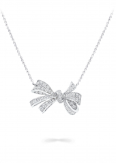 Подвеска Graff Bow Diamond Pendant RGP 564