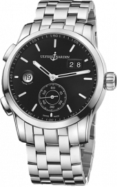Ulysse Nardin Dual Time Manufacture 42 mm 3343-126-7/92