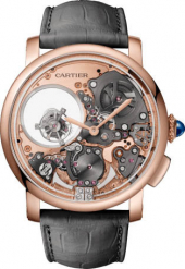 Cartier Rotonde De Cartier Tourbillon 45 mm WHRO0061