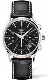 Longines Heritage Column-Wheel Chronograph