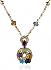 Колье Bvlgari Astrale Multi-Gem Necklace CL853093