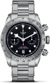 Tudor Heritage Black Bay Chrono 41 mm M79350-0001