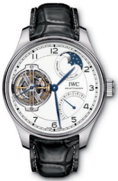 IWC Portugieser Constant-Force Tourbillon Edition «150 Years»
