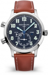 Patek Philippe Complications Travel Time 42 mm 5524G-001