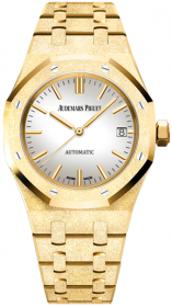 Audemars Piguet Royal Oak Frosted Gold 37 mm 15454BA.GG.1259BA.02