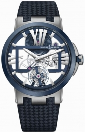 Ulysse Nardin Executive Tourbillon 45 mm 1713-139/43