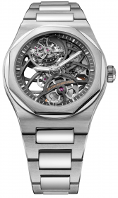 Girard Perregaux Laureato Flying Tourbillon Skeleton