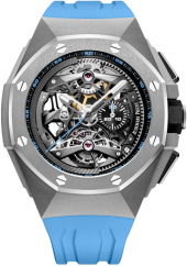 Audemars Piguet Royal Oak Concept Tourbillon Chronograph Openworked Selfwinding 44 mm 26587TI.OO.D031CA.01