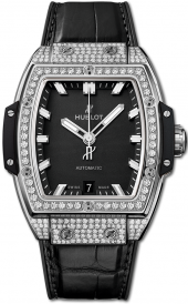 Hublot Spirit of Big Bang Titanium Pave 39 mm 665.NX.1170.LR.1604