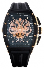 Cvstos Proud To Be Russian Chronograph