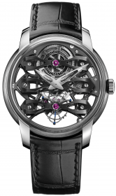 Girard Perregaux Neo Tourbillon with Three Bridges Skeleton
