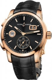 Ulysse Nardin Dual Time Manufacture 42 mm 3346-126/92