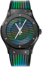 Hublot Classic Fusion Cruz Diez Ceramic 45 mm 511.CX.8900.VR.CZD19