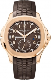 Patek Philippe Aquanaut Travel Time 40,8 mm 5164R-001