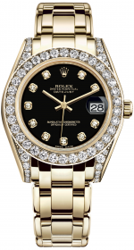 Rolex Pearlmaster 34 mm 81158