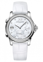 Ulysse Nardin Dual Time Lady Classic 37.5 mm 3243-222B/390