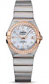 Omega Constellation Co-Axial 27 mm 123.25.27.20.55.001