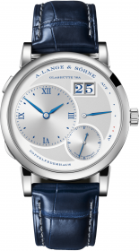 "A. Lange & Sohne Lange 1 ""25th Anniversary"" 38.5 mm 191.066"