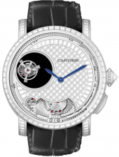 Cartier Rotonde De Cartier Minute Repeater Mysterious Double Tourbillon 45 mm HPI01103