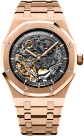 Audemars Piguet Royal Oak Double Balance Wheel Openworked 41 mm 15407OR.OO.1220OR.01