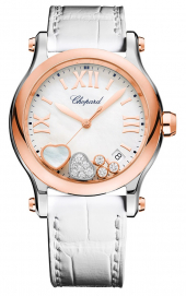 Chopard Happy Hearts 36 mm 278582-6009