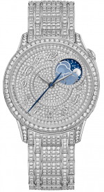 Vacheron Constantin Egerie Moon Phase Jewellery 37 mm 8016F/126G-B499