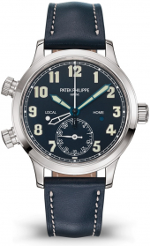 Patek Philippe Complications Travel Time 37.5 mm 7234G-001