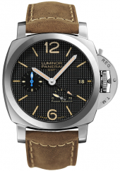 Panerai Luminor 1950 3 Days GMT Power Reserve Automatic Acciaio 42 mm PAM01537