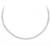 Колье Graff Duet Triple Row Round Necklace RGN 660