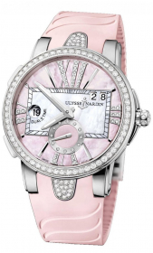 Ulysse Nardin Executive Dual Time Lady 40 mm 243-10B-3C/397