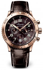 Breguet Type XXI Flyback Chronograph 42.5 mm 3810BR/92/9ZU