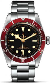 Tudor Heritage Black Bay 41 mm M79230R-0012
