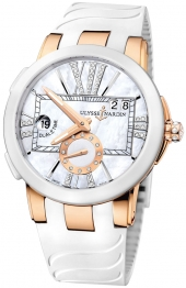 Ulysse Nardin Dual Time Executive Lady Gold