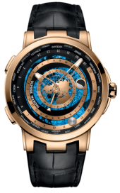 Ulysse Nardin Classic Complications Executive Moonstruck Worldtimer