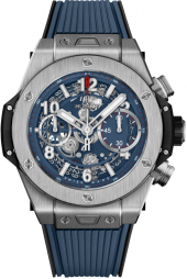 Hublot Big Bang Unico Titanium Blue 42 mm 441.NX.5179.RX