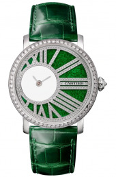 Cartier Rotonde De Cartier Mysterious Movement 35 mm HPI01300